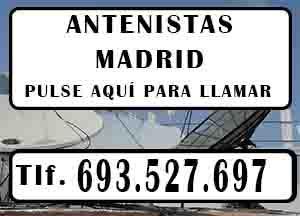 Antenistas La Latina Urgentes